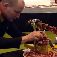 Gourmets 2014 concurso Cortadores de Jamón 2