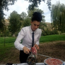 Cortadores de jamón para bodas 2