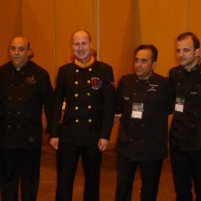 Salón Gourmets 2014 concurso Cortadores de Jamón