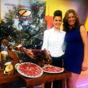 Cortadores de Jamón López Garabaya en TV CyL