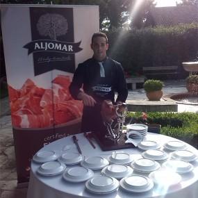 Cortadores de jamón: Evento Dehesa de los Canónigos