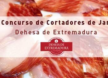 23 Concurso de Cortadores de Jamón Dehesa de Extremadura