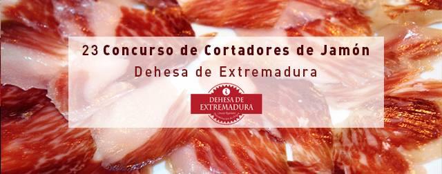 Concurso de Cortadores de Jamón #Gourmets