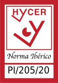 Certificado de calidad Hycer
